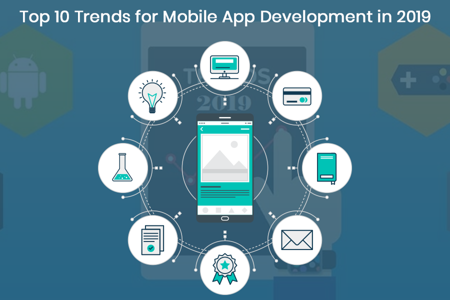 Hottest Mobile App Development Trends That Will Rule the