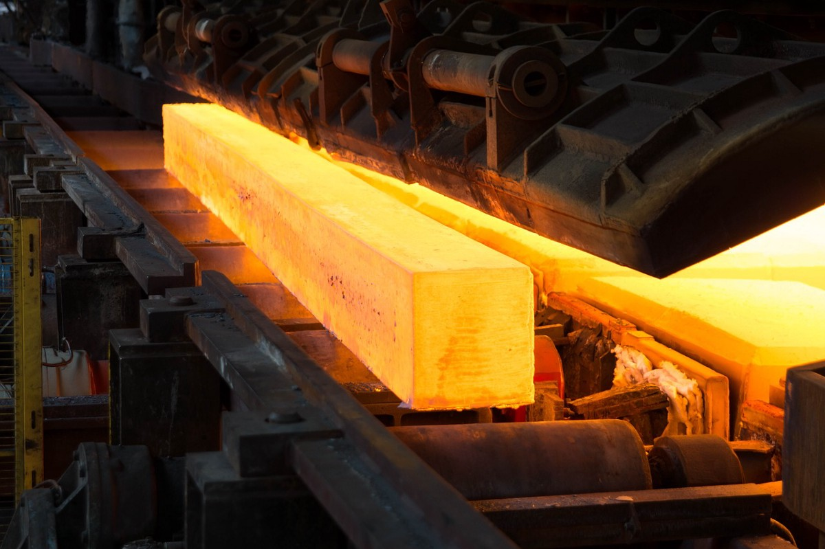 Cold rolling mill process video