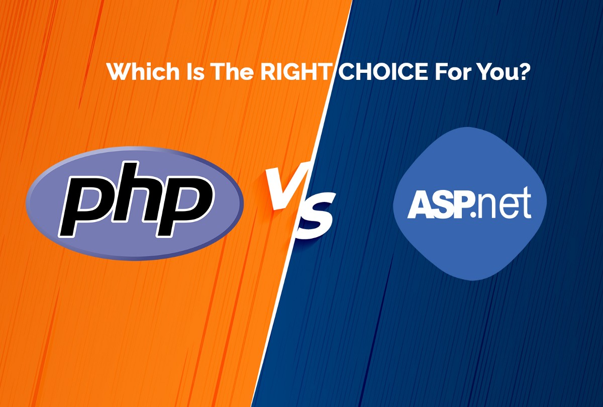 PHP Vs ASP.NET: Which Is The Right Choice For You?