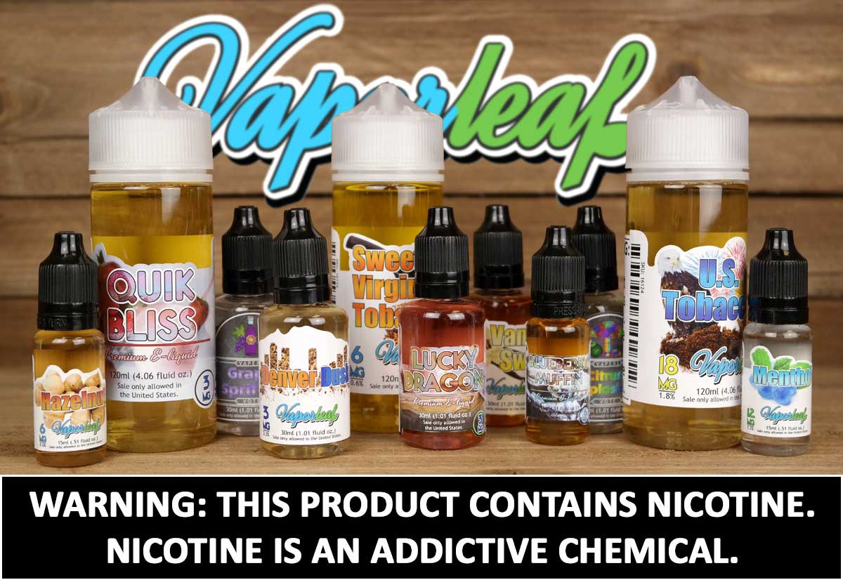 What's The Big Deal With Flavored E-Liquid? - Vapor Leaf