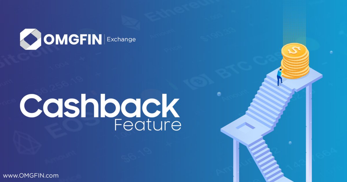 How to get Crypto cashback at omgfin.com