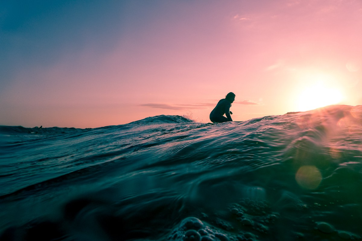 Sink or Swim: How to Get to the Next Level of Your Life