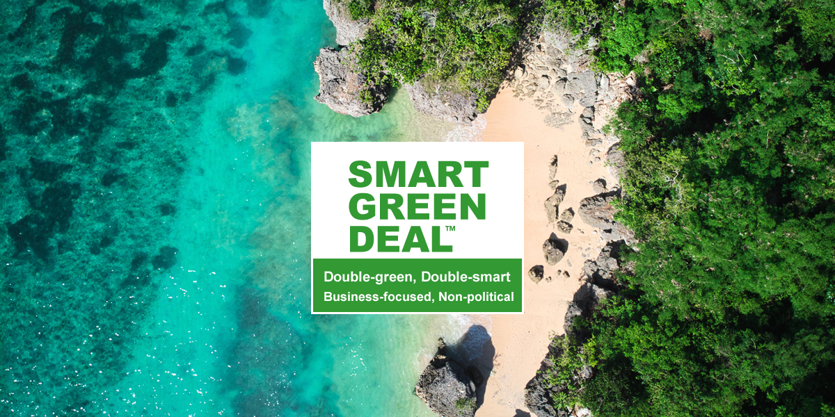 At last, a green deal everyone can love: save the planet, make money too!