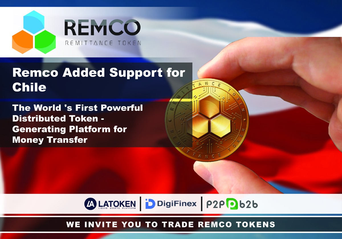 Remco Added Support For Chile Local