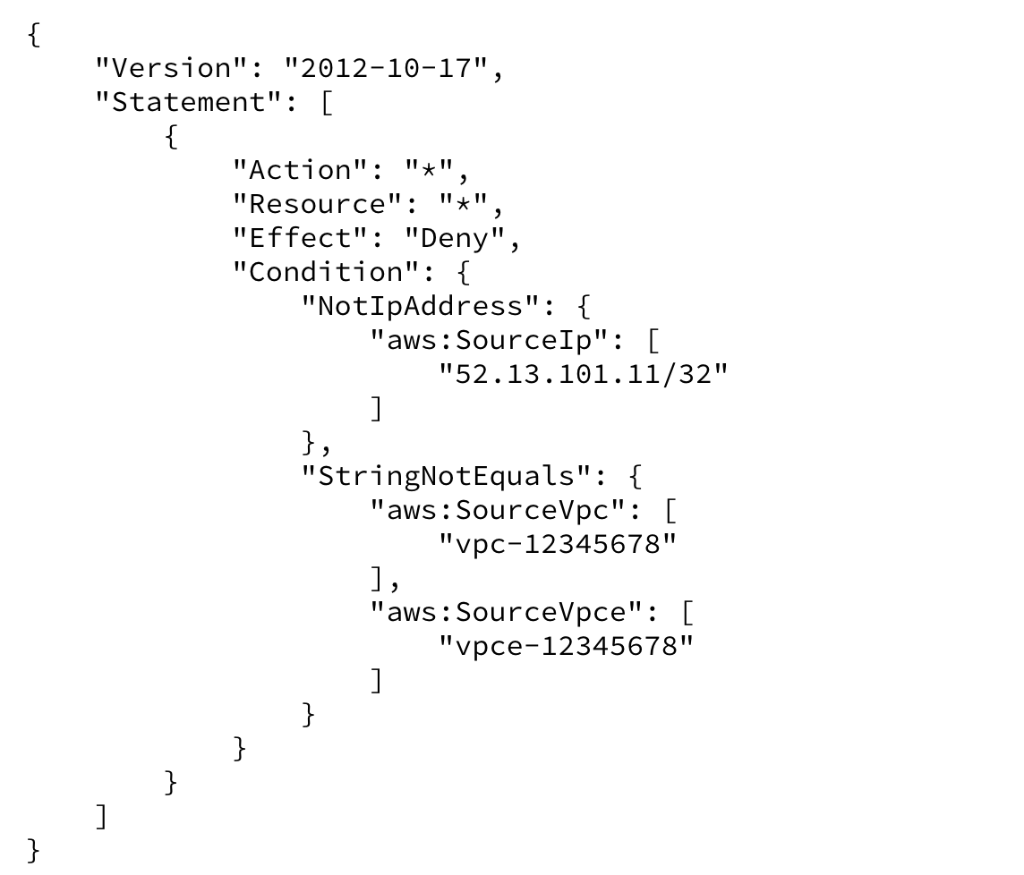 Netflix Information Security: Preventing Credential Compromise in AWS
