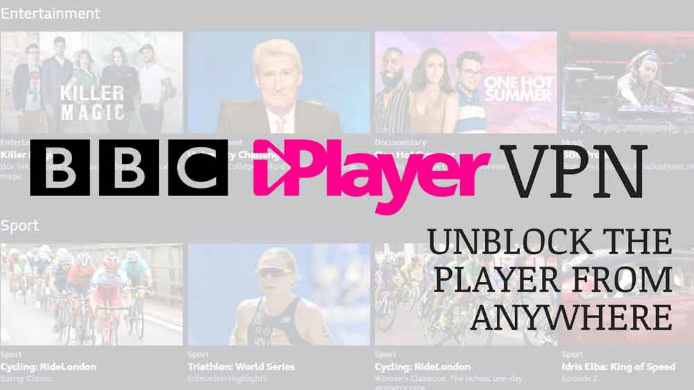 BBC iPlayer VPN — Unblock the Player from Anywhere in JULY 2019