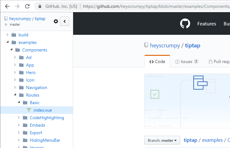 Adding a Directory Tree to Your Github or BitBucket