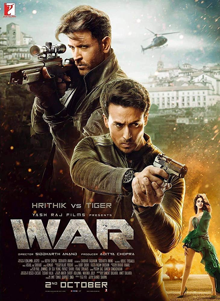 War 2019 Movies Mp4 Hd Download Free 18 Ahmadbakri