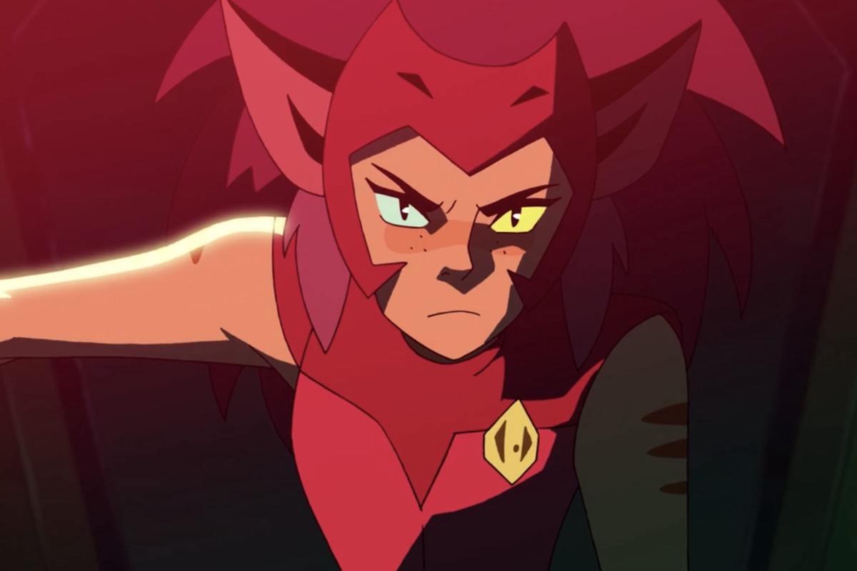 We wish Catra would change. But it's more important that she doesn ...