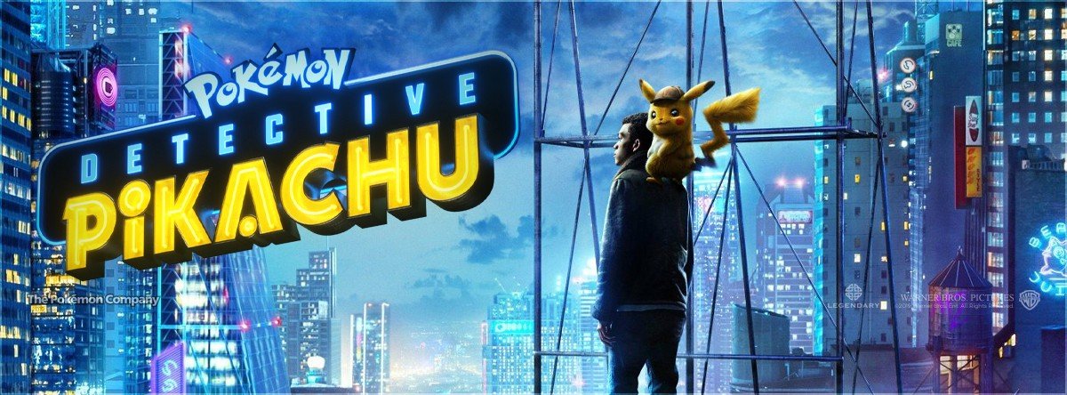 Review Pokemon Detective Pikachu 2019 By The Cinema Sympathiser Movie Time Guru