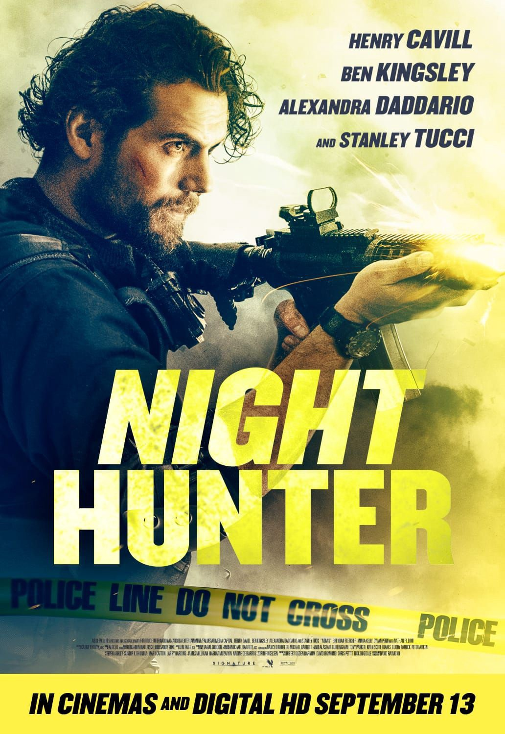 watch night of the hunter online free