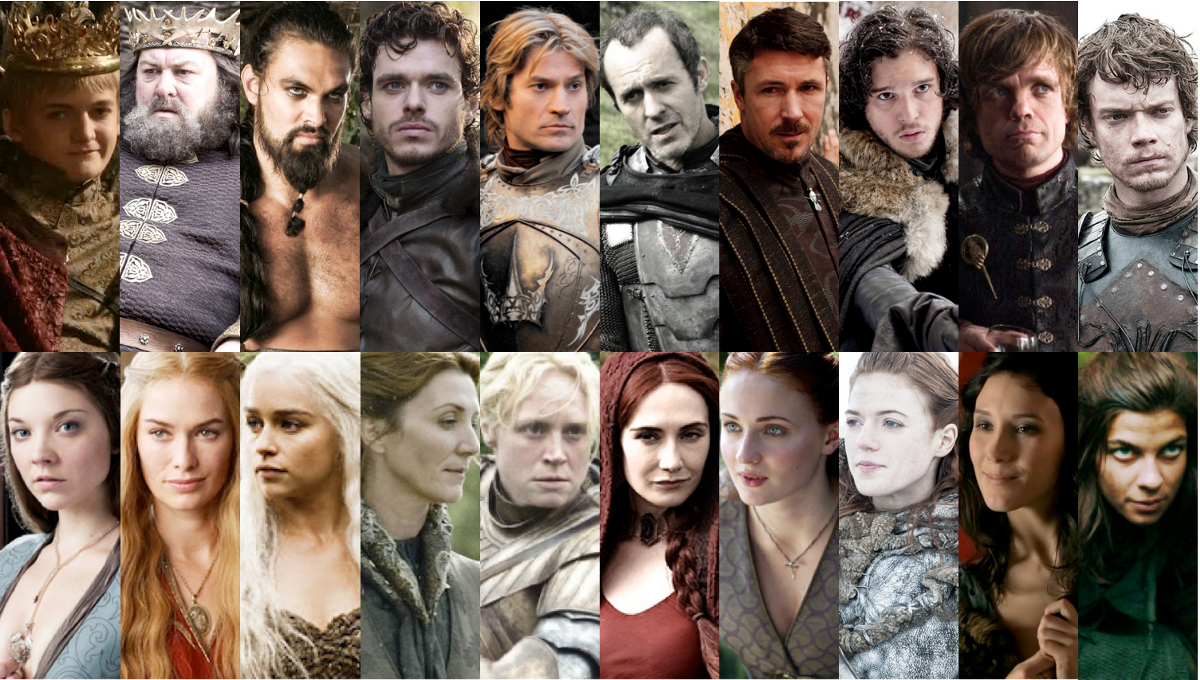 List of movies with Game of Thrones actors - Jeffrey