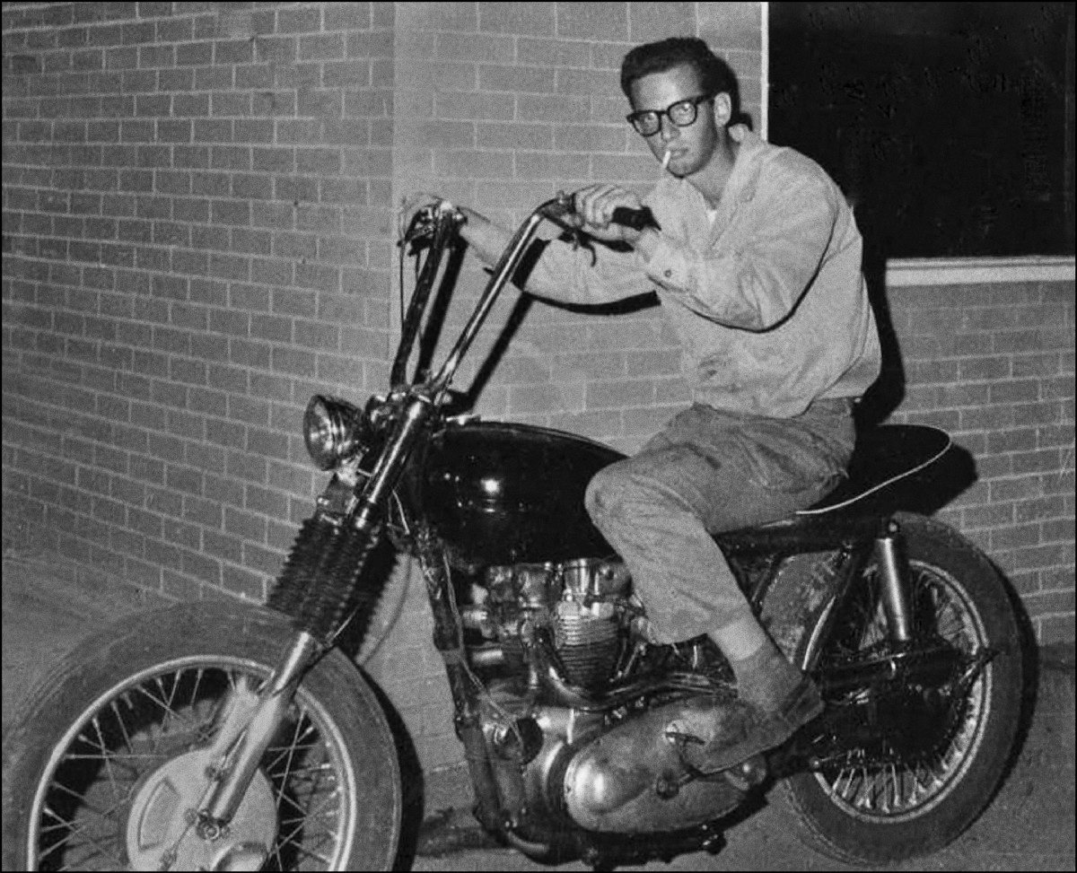 I Have Always Loved Motorcycles - Stories I've Been Meaning