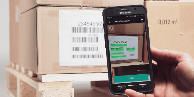 Implementing A Barcode Scanner by Using React Native Camera