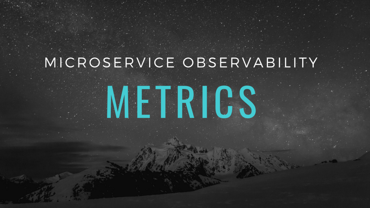 Microservice Observability