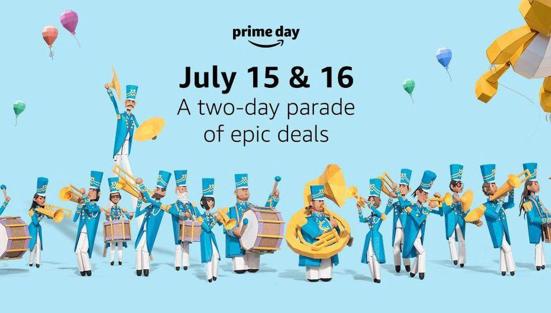 Safe shopping: Amazon Prime Day