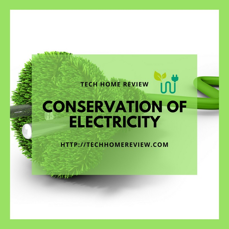 energy conservation examples
