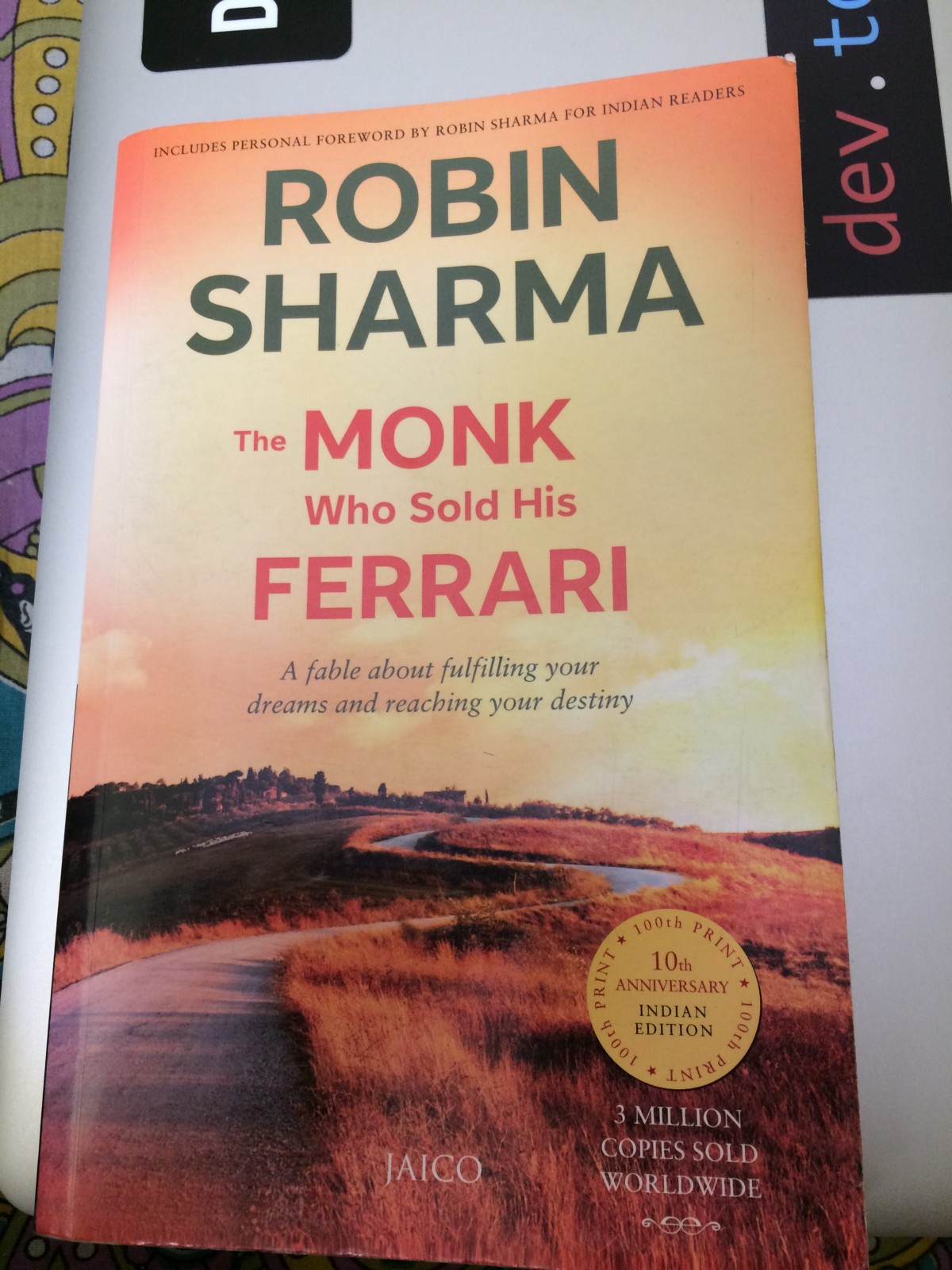 Salient Notes From The Monk Who Sold His Ferrari By Hitesh Kumar Medium