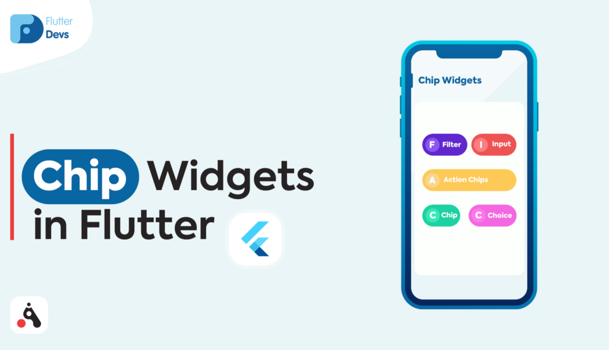 Chip Widgets In Flutter