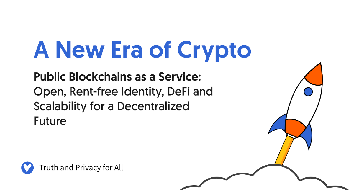 Verus Announces New Multicurrency, Multichain DeFi Protocols and Immediate Public Availability of…