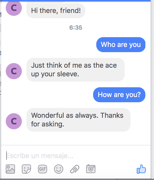 How To Create Your Very Own Facebook Messenger Bot with Dialogflow