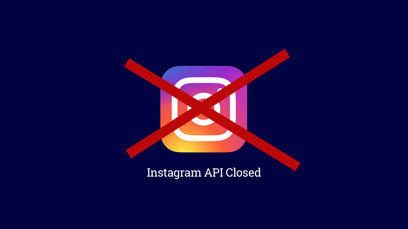 Instagram Abruptly Shuts Down Its Legacy API Ahead Of Schedule