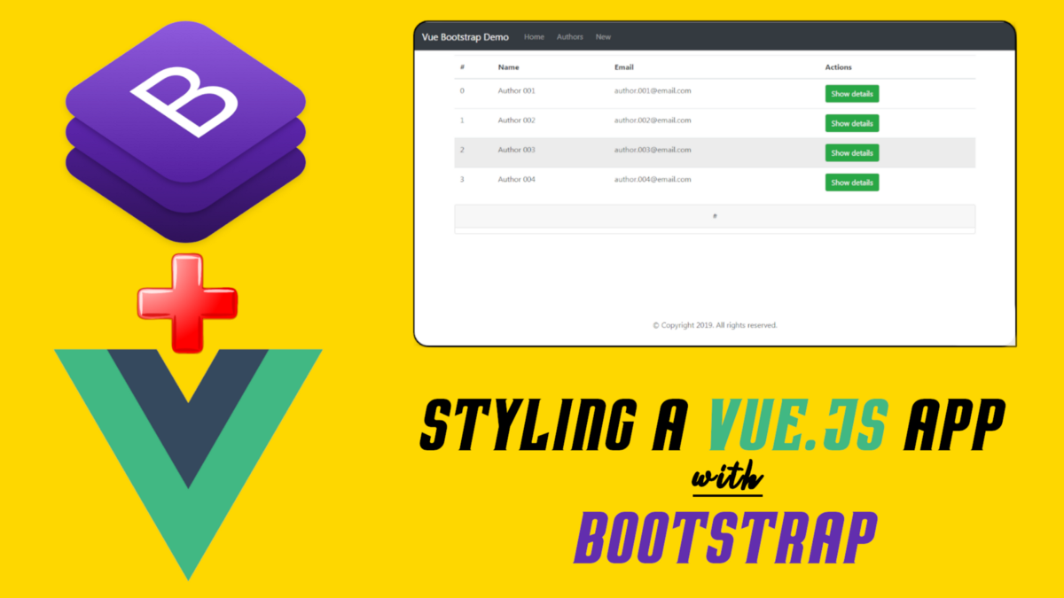 Styling A Vue.js Application With Bootstrap