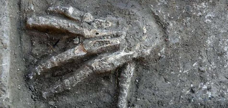3,600-Year-Old Pits Full Of Giant Hands Discovered In Egypt