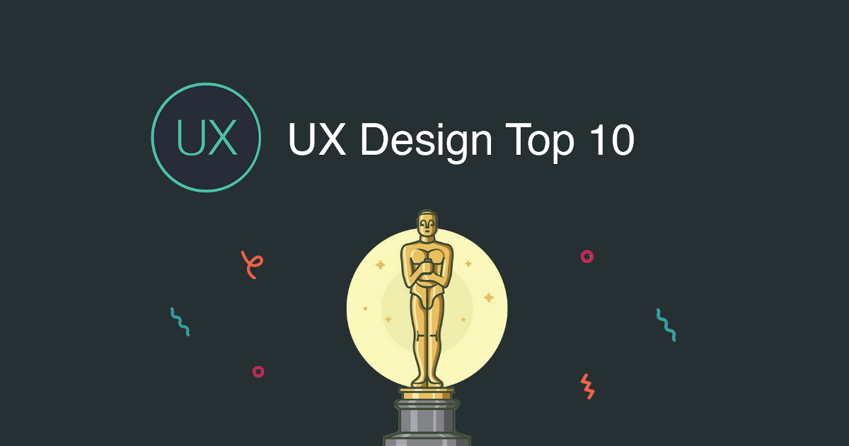 Top 10 UX Design Articles for the Past Month. (v.June)