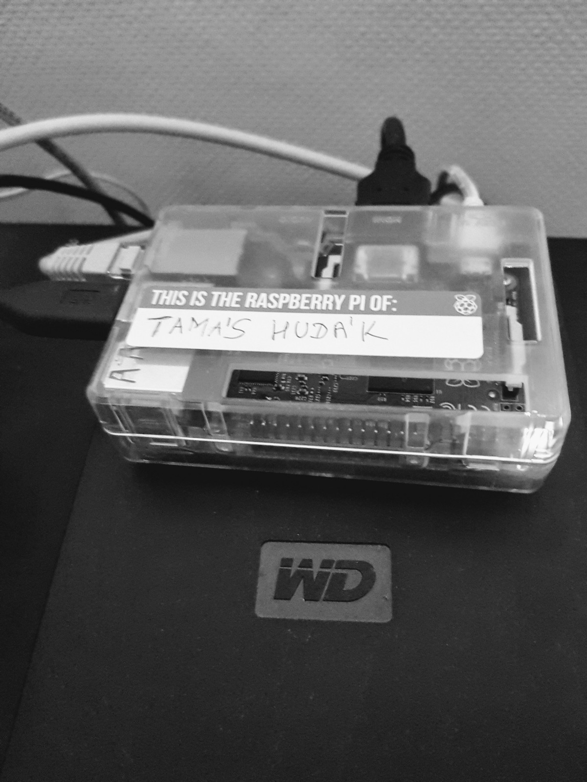 Spin down HDD with Raspberry Pi using hd-idle - Tamás Hudák