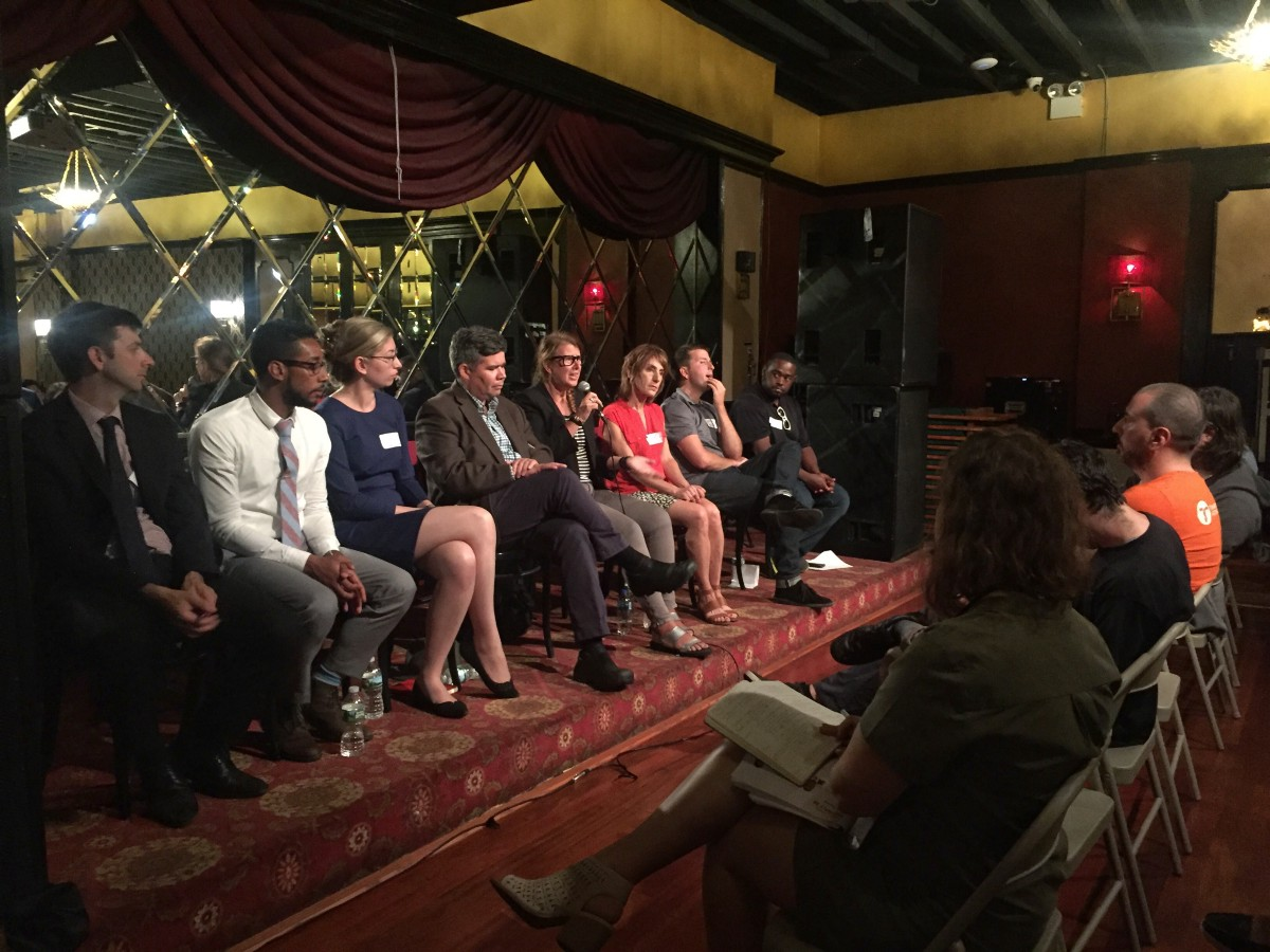 Brooklyn City Council candidates call for electric buses
