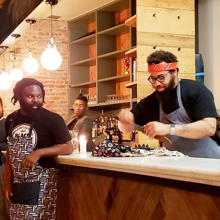 This Chef Hosted a Pop-Up Shaped by the Plantation Where His Ancestors Were Enslaved