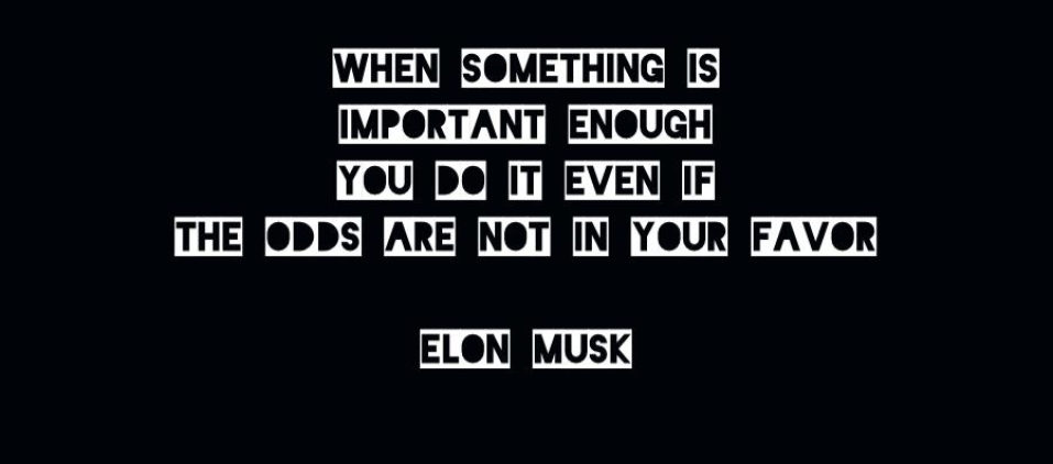 Elon Musk Creating the Future out of Nothing - Create