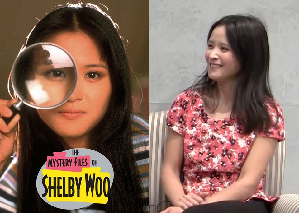Woohoo, Shelby Woo: Interview with Nickelodeon Star 20 Years ...