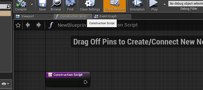 Be careful with the Construction Script (UE4) - Alexandre Lombard