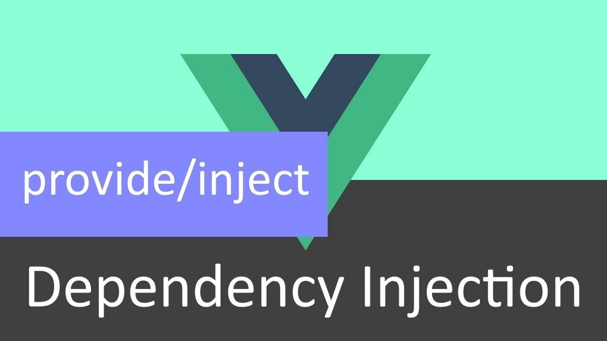 Why use and When to use Vue Inject/Provider