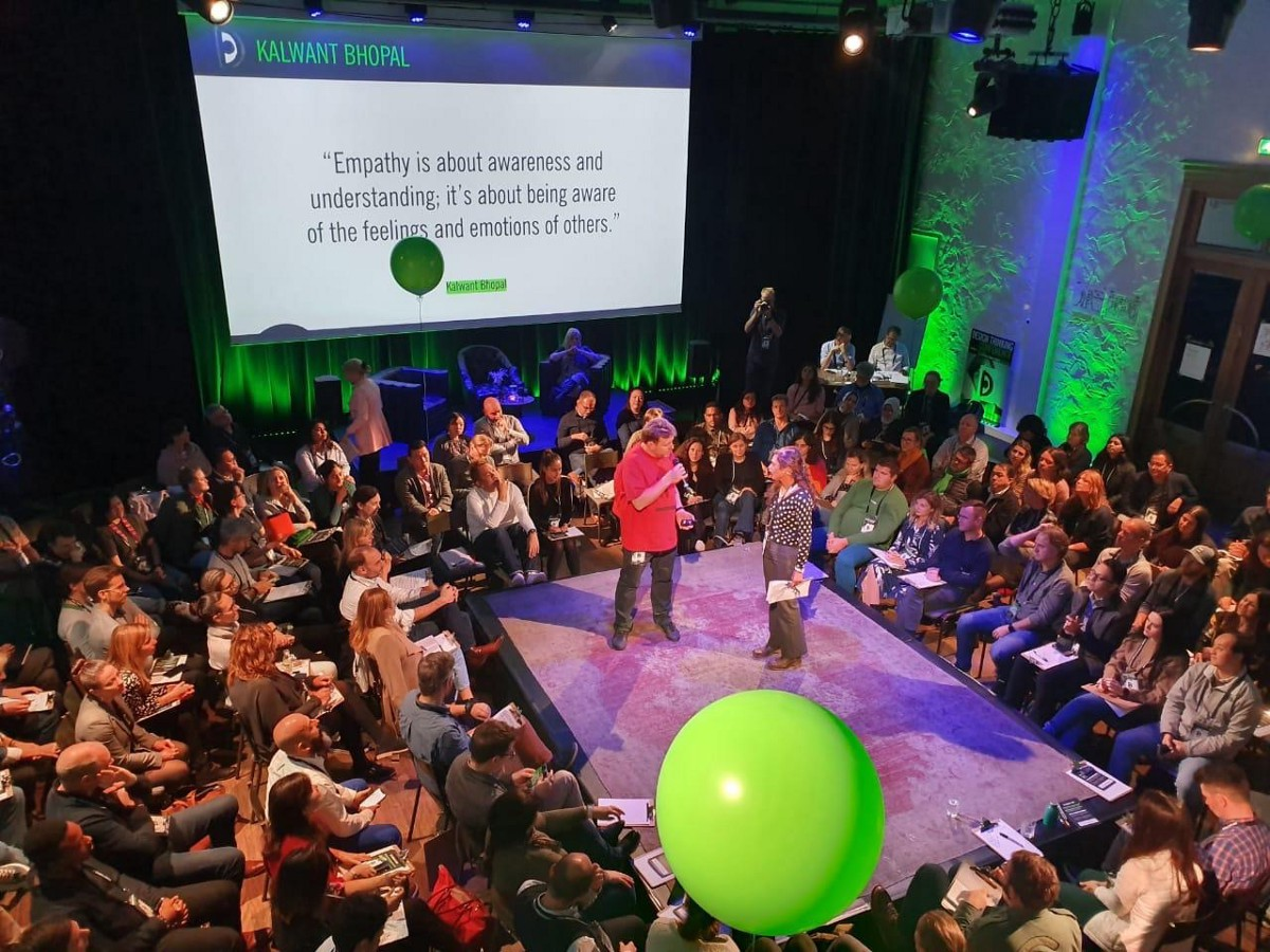 Design Thinking Conference—Through Different Eyes