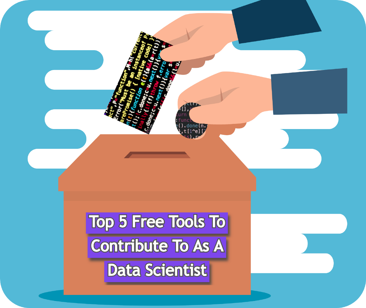 Top 5 Free Tools To Contribute To As A Data Scientist