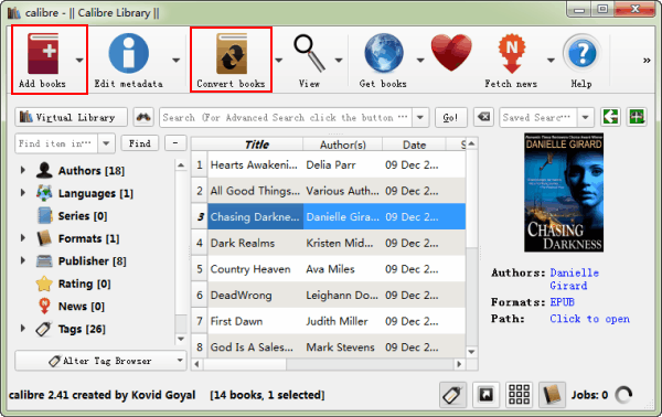 How to Read EPUB on Kindle Paperwhite? - The eBook Reader