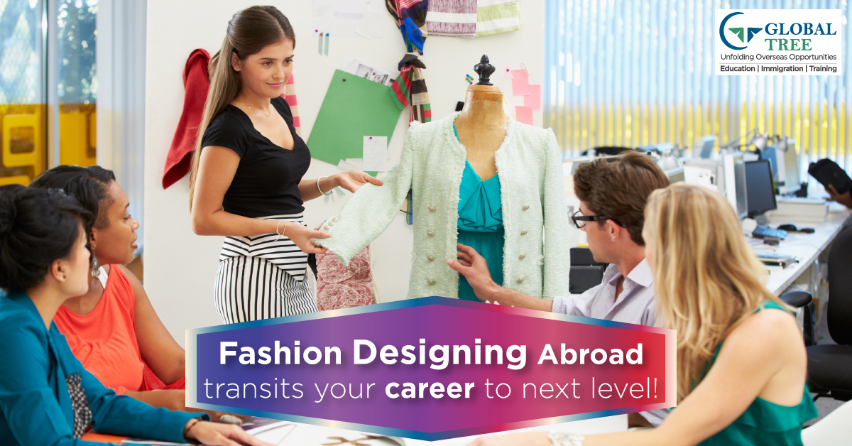 Masters In Fashion Study Abroad Study Fashion Design Abroad By Global Tree Medium