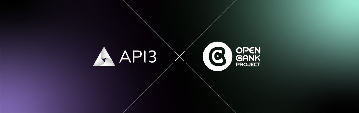 API3 and Open Bank Project Initiate a 10-Year Development Partnership to Bridge Open Banking With…