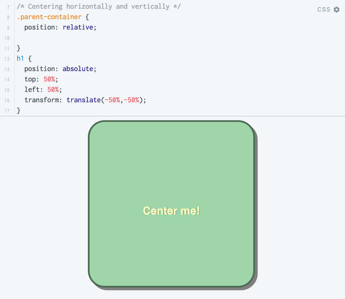 Meet Me in the Middle The Fundamentals of Centering HTML Elements ...