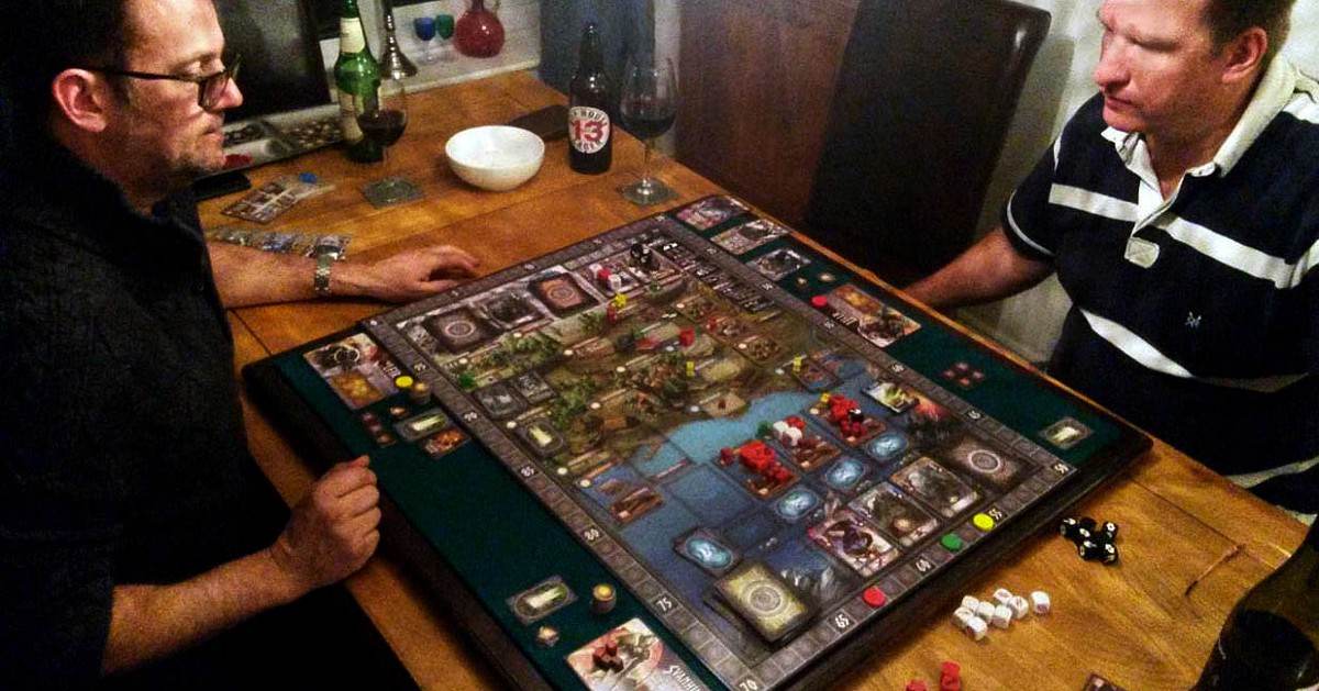 5 Reasons Why Tabletop Gaming Is The Best Mid-Life Crisis You Can Have