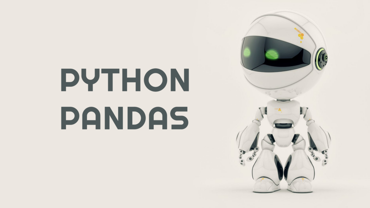 Introduction to PYTHON Pandas Data Structures