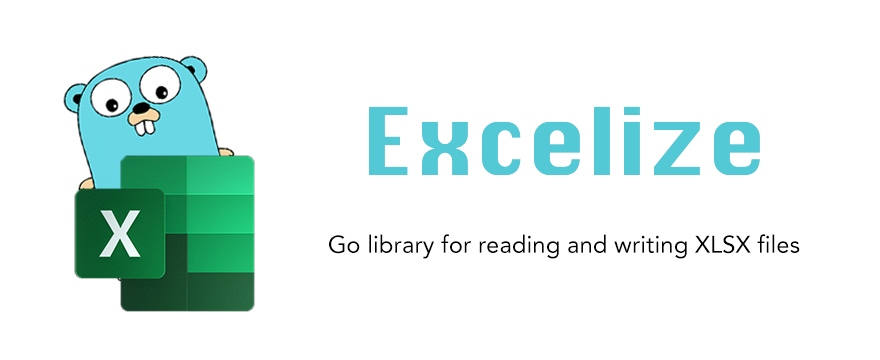 Go library for reading and writing Microsoft Excel™ (XLSX) files