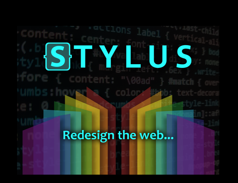 Redesign Your Favorite Websites — Stylus Extension for FireFox or Chrome