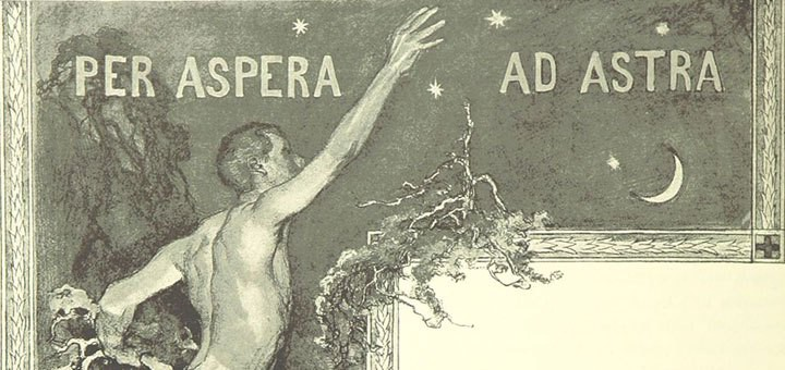 Per aspera ad astra на каком языке [PUNIQRANDLINE-(au-dating-names.txt) 36
