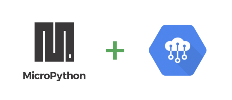 Connecting MicroPython devices to Google Cloud IoT Core