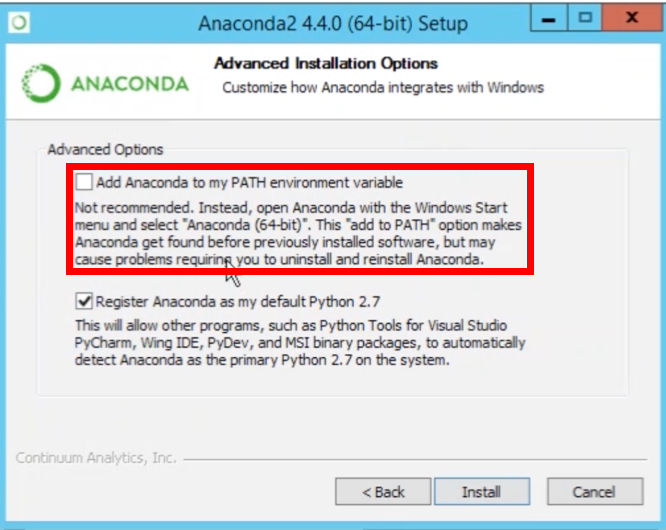 Install Python on Windows (Anaconda) - Michael Galarnyk - Medium
